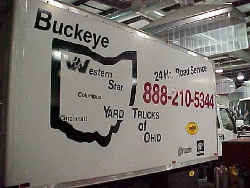 Vehicle Logo Graphics Amp Vinyl Lettering Image360 Bradenton